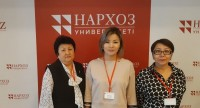 "The final international conference ""New Approaches to Teaching: Higher Education as a Process for Developing the Potential for Employment"" in the framework of the COMPLETE project (Narhoz, Almaty)"