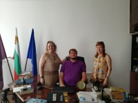 Foreign scientific internship of PhD students of the Karaganda Economic University Kazpotrebsoyuz in Bulgaria