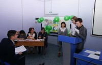 "The department ""ecology and measurement"" was held an intellectual game ""i - ecology"""