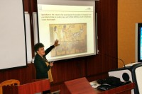 The visit of PhD professor Stefania Bandini from the University of Milano-Bicocca (Milan, Italy)