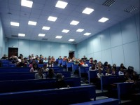"Meeting of students with the representatives of ""Technopark Sary-ARKA"""