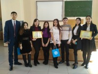 "Competition of Social Projects ""Innovative Approach to Social Sphere"" among university students of Karaganda"