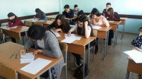 The results of the Olympiad at mathematics among students of economic specialties of universities and colleges of Karaganda
