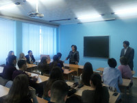 "Training seminar on the topic: ""communication culture: employer-graduate»"