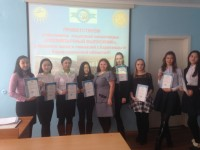 "Language Olympiad ""POLYLINGUAL SCHOOL LEAVER"""