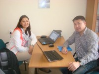 Foreign scientific internship of PhD students of KEU in Poland