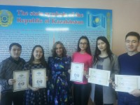 Annual language Contest among of 1st  year students