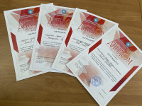 "The Department of Marketing and logistics of the Karaganda economic University of Kazpotrebsoyuz summed up the results of the V Cathedral student online conference ""Forum of young researchers"""