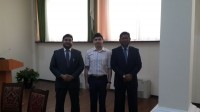 C.e.sc., docent of the FTI department Ulakov N.S. participated in the international training on Islamic financing (Almaty)