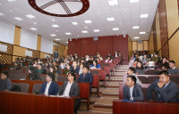 Meeting with graduates in the framework of employment