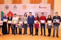 Our student was among the winners of the regional student festival