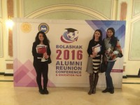 International educational exhibition - conference in barcef bolashak alumni reunion conference and education fair
