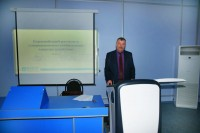 Visit of the Belgorod State National Research University teachers at KEU
