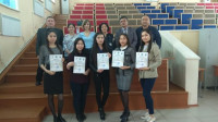 Regional competition of student research works