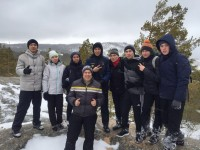 TRAINING TRIP TO Karkaralinsk state natural parks