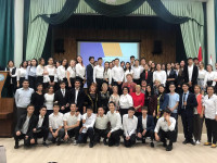 "From September 23 to 28, the Assembly of Eurasian Peoples held the Issyk-Kul International Youth Forum ""The New Generation of Eurasia""."