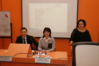 "The project ""Public trust"" is presented in the KEU"