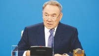 One hundred concrete steps of the President N. Nazarbayev