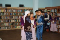 "Theatrical performance ""His name in the epoch of history - Kazybek byi"""