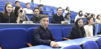 FEM students discussed the Message of the President