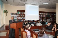 Round table dedicated Day of memory of victims of political repressions