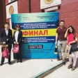 "The results of the final of the III traditional contest "" Your Business "" at the University of Miras in the city of Shymkent"