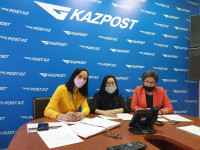 Job fair: meeting with Kazpost JSC