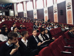 The results of the Olympiad at mathematics among pupils of 9-11 grades of comprehensive secondary schools