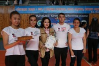 Tourist and sport relay race, devoted to the World Tourism Day