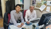 Foreign scientific internship of PhD students of the Karaganda Economic University of   Kazpotrebsoyuz in Spain.