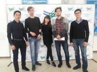 "X Republican student subject Olympiad in the specialty ""Logistics"" in Almaty"