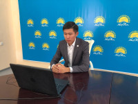 «Kazakhstan in a new reality: time for action»
