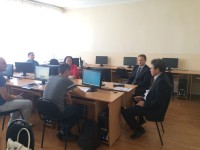 Information training seminar  ADVANCED TRAINING OF TECHNICAL  WORKERS (PROGRAMMERS) OF REPRESENTATIONS OF KEU