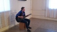 Musical evenings in the hostels