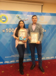 "Our student became the winners of the republican competition ""100 best ideas of students"""