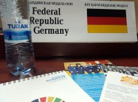 "Role-playing game ""Model UN General Assembly"""