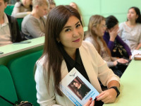 "The project ""Leader living next to you"" in the framework of the ""Rukhani Zhangyru"" Program"