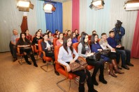 Platinum lecture on the topic «Providing social assistance by non-governmental organizations»