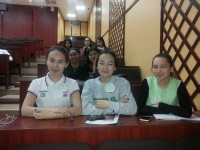 "Department «ecology and evaluation"" competition was held among the students ekolife 1 course keuk"