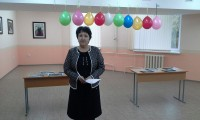 "Victorin in the dormitory of KEU №3 on a theme ""25year of independence of RK""."