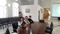 Exit classes in branch of National Bank of Kazakhstan