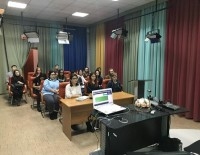 Online - lecture of professor from Bucharest University of Economic Studies (Romania)