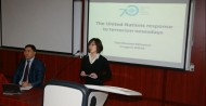 International scientific-practical conference was held in KEU