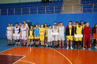 Basketball Tournament for Rector's Cup