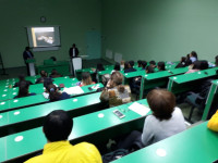 "Presentation of the co-working center ""Good Zone"""