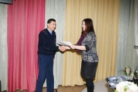 "Refresher course ""Methods of video lectures"" for employees of the Karaganda Academy im.B.Beysenova"