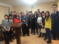 Open Day at Karaganda