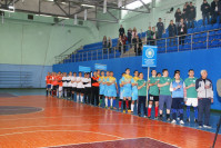 The mini - football tournamentdedicated to the 30thanniversary of the withdrawal of Soviet troops from Afghanistan