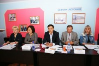 "Round table - ""20 Years of the Constitution of the Republic of Kazakhstan: issues of efficiency and promising reform"""