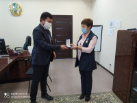 Contribution and model of hard work to the formation of unity of the people of Kazakhstan